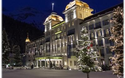Kempinski Grand Hotel des Bains – St. Moritz