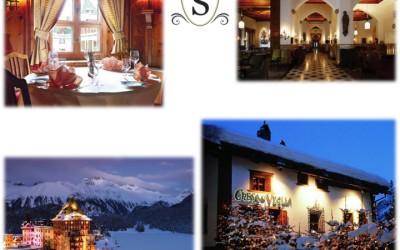 Badrutt's Palace 'Le Grand Hall' & 'Chesa Veglia'